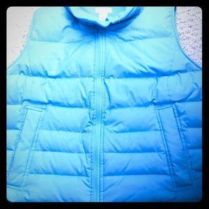 EUC-Ann Taylor Loft Puffy Vest